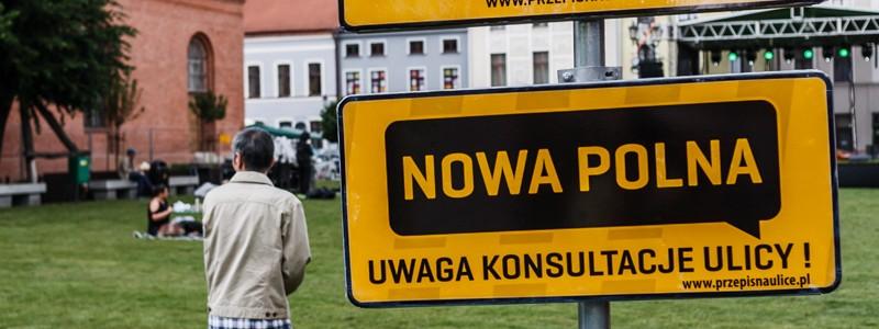 Wypowiedz się o Polnej – wypełnij ankietę internetową!