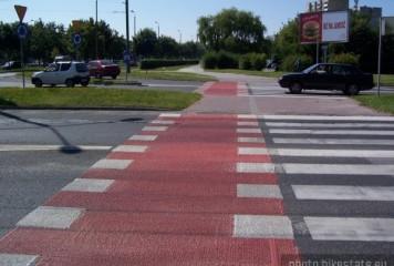 Rowerzyści, w Toruniu  będzie bezpieczniej