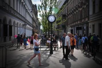 Dobre ulice – Łódź!