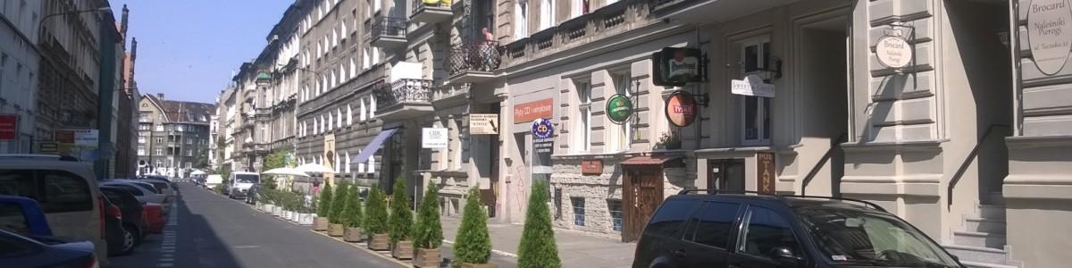 Dobre ulice! Taczaka w Poznaniu