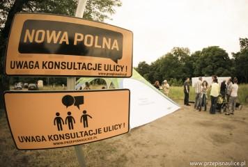 Decydujący głos mieszkańców działek św. Józefa w sprawie Nowej Polnej
